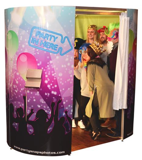 Celebration booth